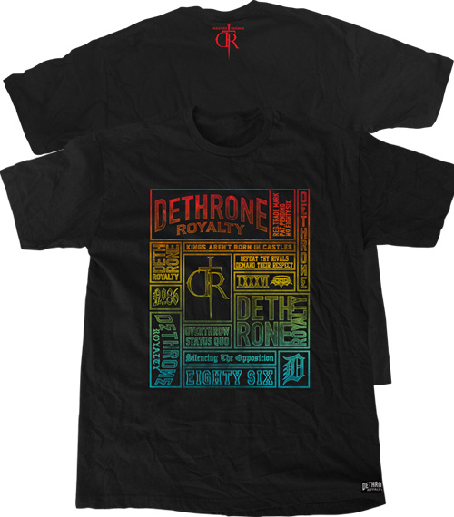 dethrone-top-billing-mma-shirt