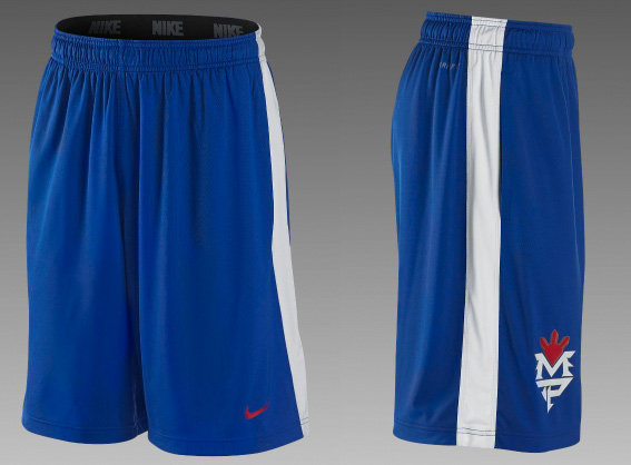 Manny Pacquiao Nike Fly Fight Shorts Fighterxfashion Com