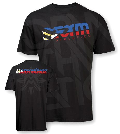 form-athletics-mark-munoz-ufc-131-shirt