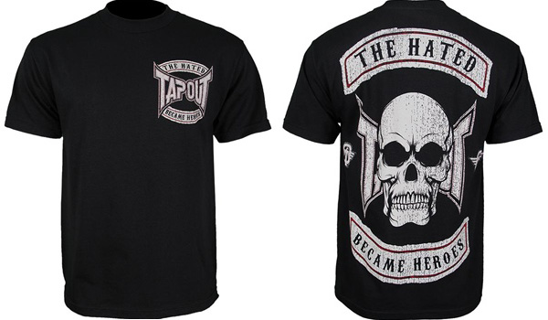 tapout-the-club-shirt