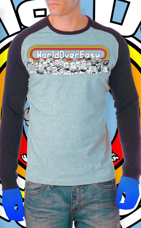 world-over-easy-mma-shirt