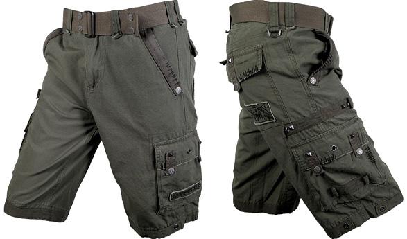 Affliction Cargo Shorts
