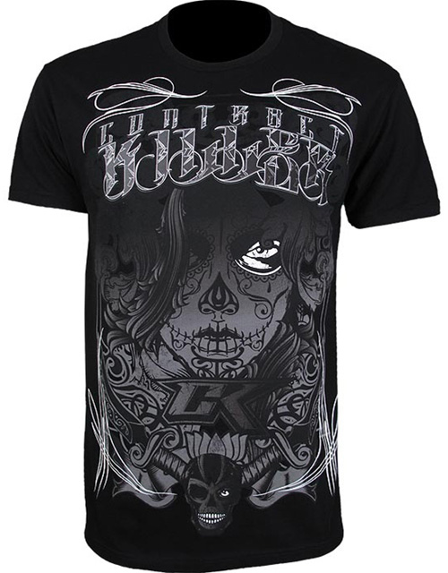 contract-killer-muerta-mma-shirt