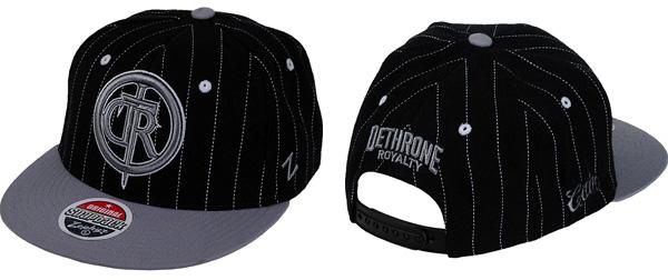 dethrone-cain-velasquez-pinstripe-hat