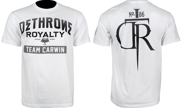 dethrone-team-carwin-shirt