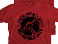 dethrone-joe-lauzon-tee