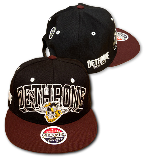 dethrone-hat
