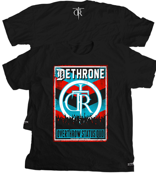 dethrone-shirt