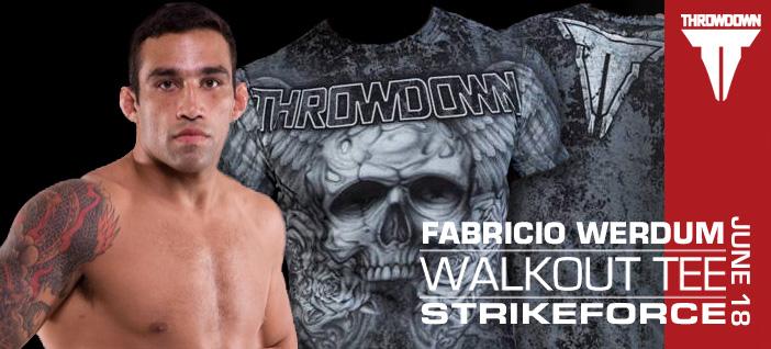 fabricio-werdum-strikeforce-shirt