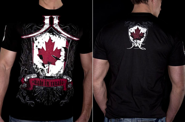 jakt-canada-ufc-131-shirt