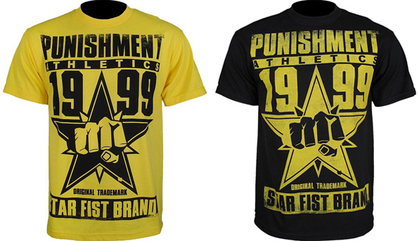 punishment shirt