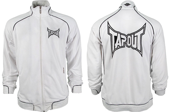 tapout-jacket-white