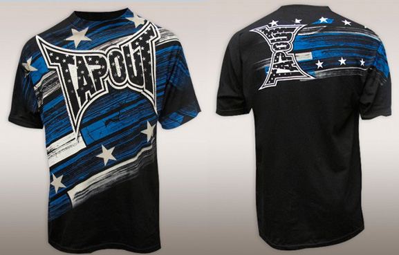 Xtreme Couture Crush T-Shirt MMA Fight Wear