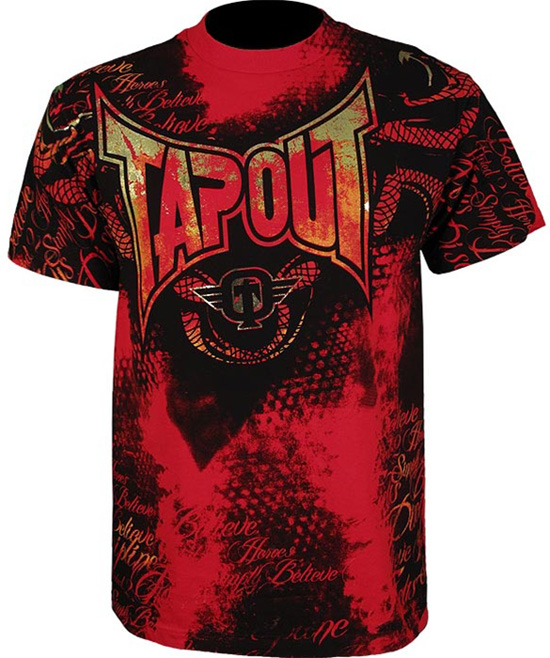 tapout-poison-mma-shirt