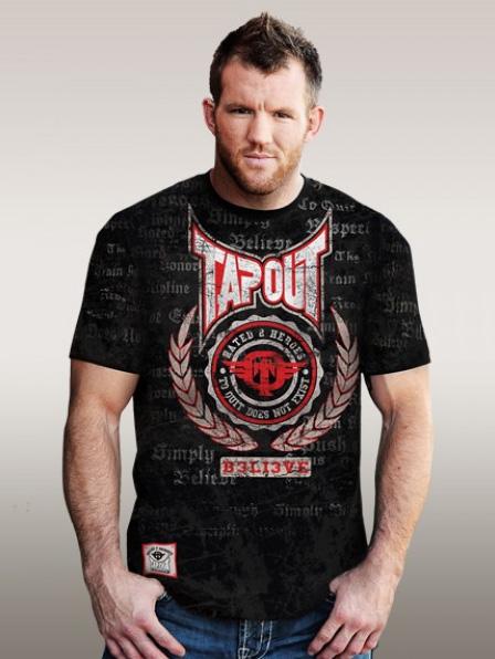 tapout-ryan-bader-ufc-132-shirt