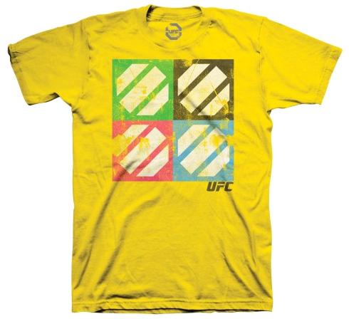 ufc-cubed-shirt-yellow
