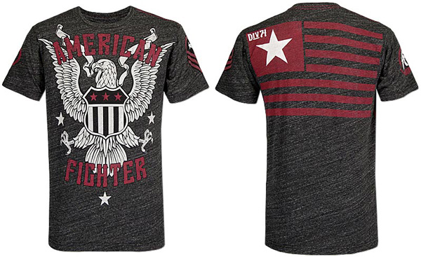 American Fighter Division T-shirt