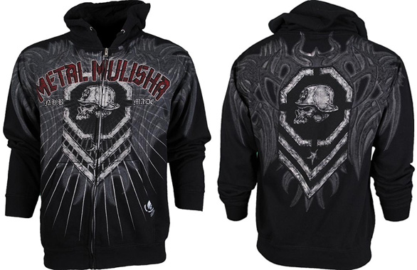 CLICK TO BUY: Metal Mulisha Babalu Sobral Hoodie