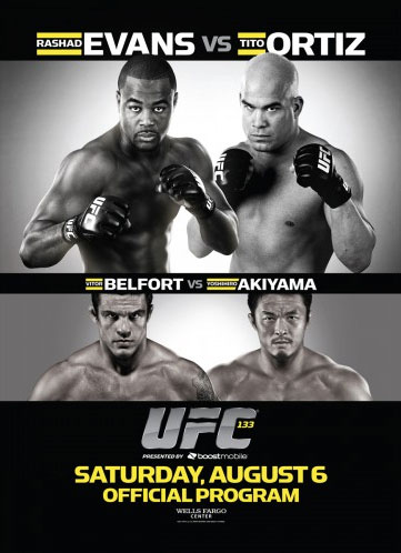 UFC 133 Results