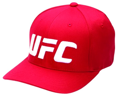Ufc Basic Logo Flexfit Hats Fighterxfashion Com