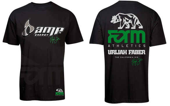 Urijah Faber Ufc 132 Clothing And Fight Gear