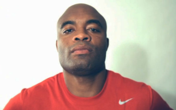Anderson Silva in New Brasilian Nike Commercial