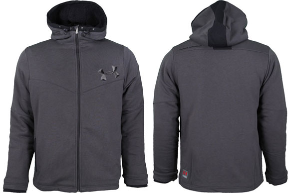 Under Armour Coldgear Storm Sherpa Hoodie