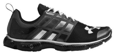 Under Armour Women's UA FTHR Radiate Running Shoes Black/White for