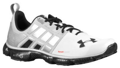 CLICK TO BUY: Under Armour Micro G Split Mens White/Metallic