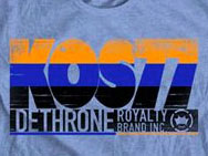 dethrone-koscheck-shirt