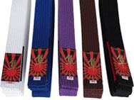 hayabusa-belts
