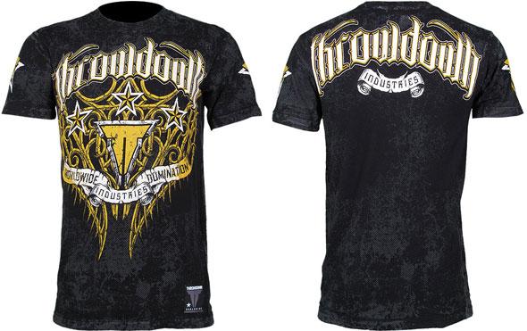 Nate Diaz UFC 141 walkout shirt