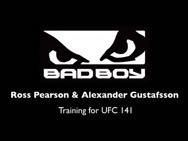ufc-141-training-video