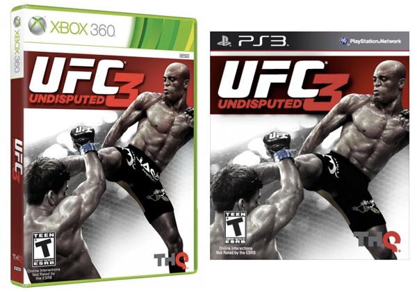 ufc undisputed 3 video game