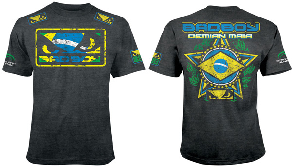bad boy demian maia shirt
