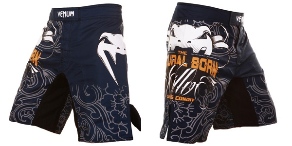 carlos-condit-ufc-143-fight-shorts-blue