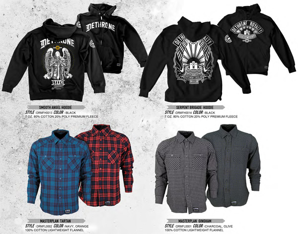 dethrone hoodies spring 2012 preview