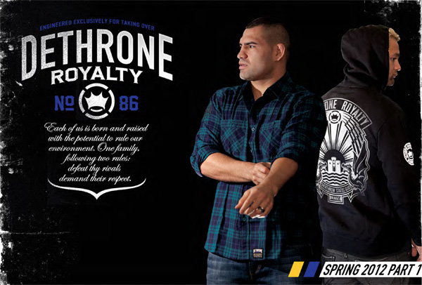 dethrone clothing spring 2012 preview