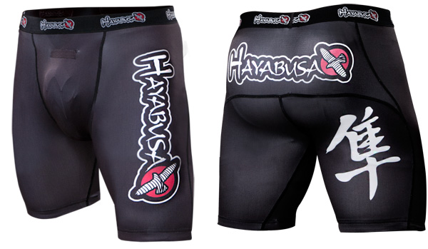 hayabusa haburi fight shorts