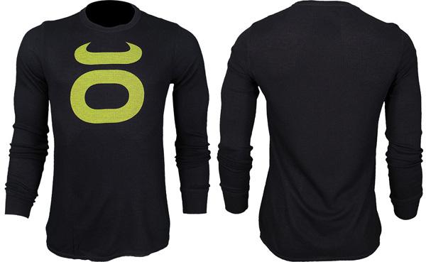 jaco rashad evans thermal shirt