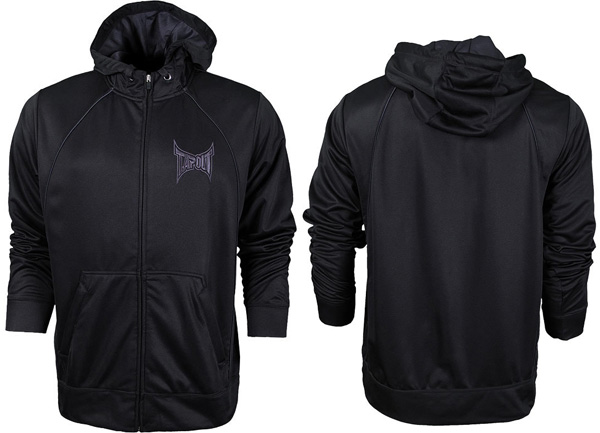 tapout mesh tech hoodie