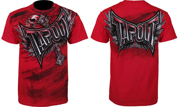 tapout-fear-the-reaper-tee