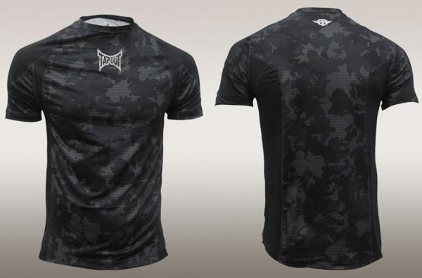 tapout camo elite shirt
