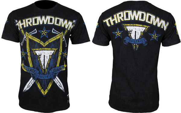throwdown phil davis ufc on fox 2 tee