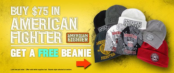 american-fighter-free-beanie-mma-deal