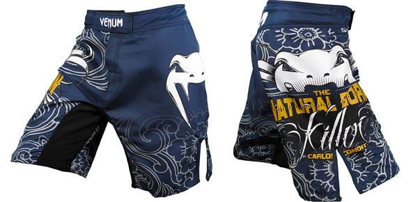 venum-carlos-condit-fight-shorts-blue