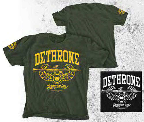dethrone-show-em-love-shirt