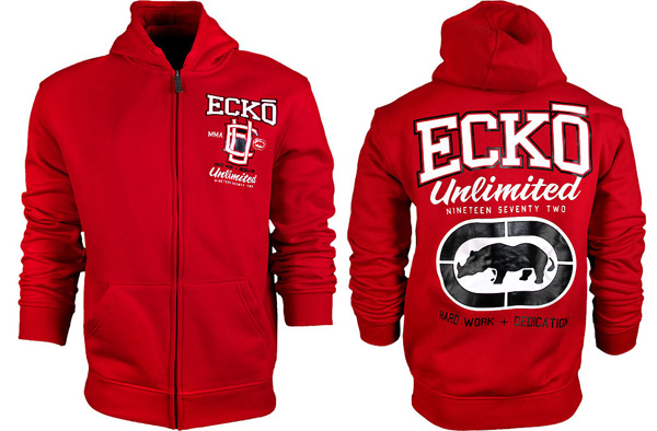 ecko-mma-dedication-hoodie-red
