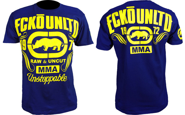 ecko-mma-unstoppable-shirt-blue
