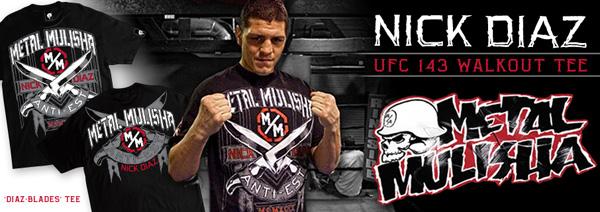 metal-mulisha-nick-diaz-ufc-143-fight-wear